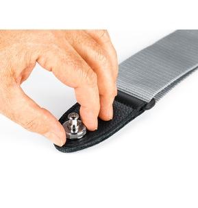 Schaller Security Lock Nickel - Pair