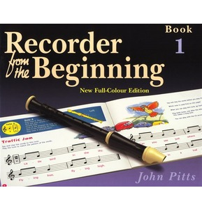 Recorder From The Beginning Pupil's Book Book 1