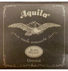 Aquila Super Nylgut Tenor Regular High G Ukulele Strings