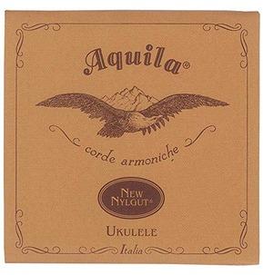 Aquila Standard Nylgut Baritone DGBE Tuning (2 Wound) Ukulele Strings