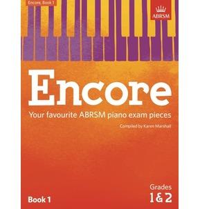 ABRSM: Encore - Book 1 (Grades 1 & 2)