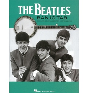 The Beatles Banjo Tab: 22 Classics Arranged For 5-String Banjo
