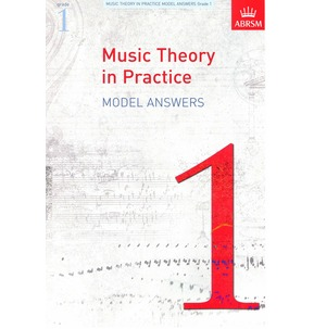 Music Theory In Practice - Model Answers - ABRSM Grade 1
