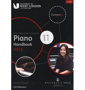 London College of Music - Piano Handbook 2013-2017 Grade 1