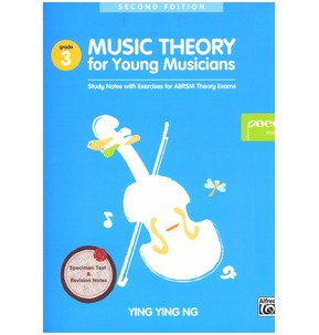 Music Theory for Young Musicians Ying Ying Ng Grade 3