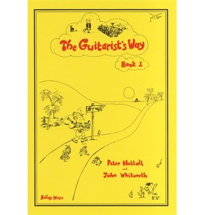 The Guitarist's Way Books by Peter Nuttall & John Whitworth