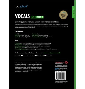 Rockschool: Vocals - Female (Book/Download) 2014-17