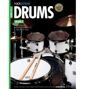 Rockschool Drums 2013+
