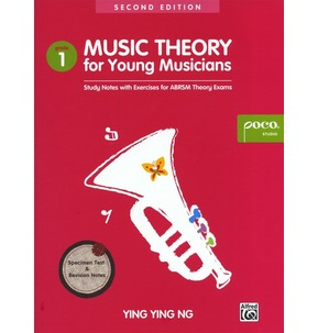 Music Theory for Young Musicians Ying Ying Ng Grade 1
