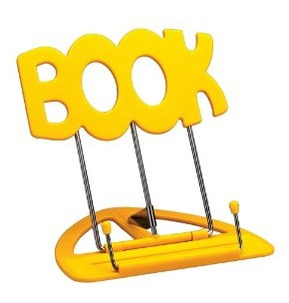 K&M Desk Top Music Stand - Yellow