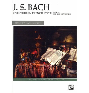 J.S. Bach Overture in French Style, BWV 831