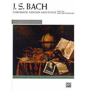 J.S. Bach: Chromatic Fantasy and Fugue, BWV 903