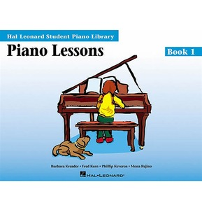 Hal Leonard Student Piano Library: Piano Lessons Book 1