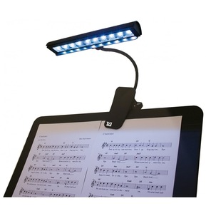 TGI Music Stand LED Lamp / Light with clip for Music Stand