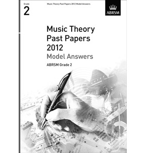 2012 Theory Exam Paper Model Answers Grade 2