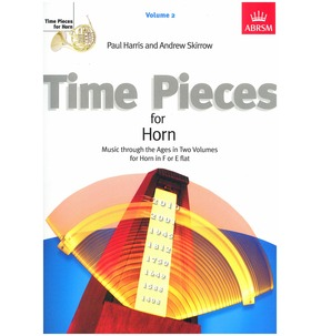 ABRSM: Time Pieces For Horn Volume 2