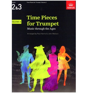 ABRSM: Time Pieces For Trumpet - Volume 2