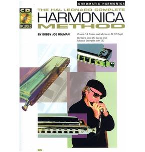 The Complete Harmonica Method: Chromatic