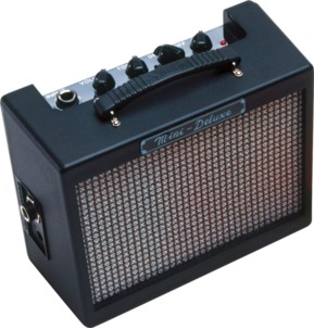 Fender MD20 Mini Deluxe Guitar Amplifier Combo