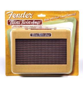 Fender Mini '57 Twin-Amp Guitar Amplifier Combo
