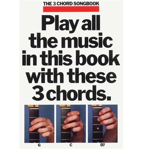 The 3 Chord Songbook Book 1