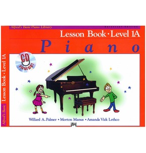 Alfred's Basic Piano Library: Lesson Book Level 1A (Book/CD)