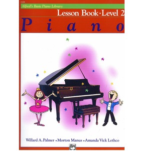 Alfred's Basic Piano Library: Lesson Book Level 2
