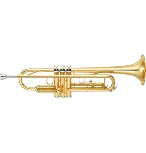 Yamaha YTR3335 Bb Trumpet Outfit