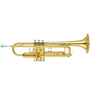 Yamaha YTR5335G Bb Trumpet Outfit