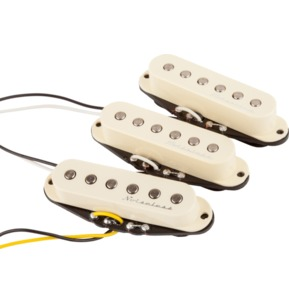 Fender Hot Noiseless Strat Pickups, Set of 3