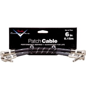 Fender Custom Shop Performance Series Patch Cable, 6
