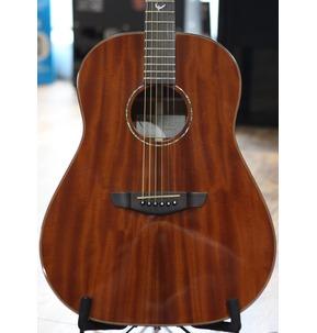 Faith FRMG Mahogany Mars Drop Shoulder Dreadnought Acoustic Guitar & Hard Case