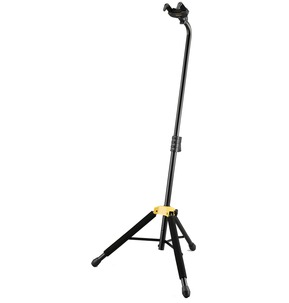 Hercules GS414B Auto Grab Guitar Stand With SSF (Specially Formulated Foam) on Legs