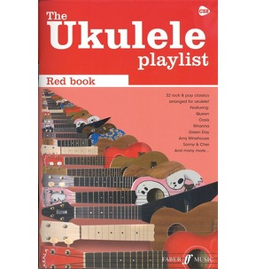 The Ukulele Playlist Red Book