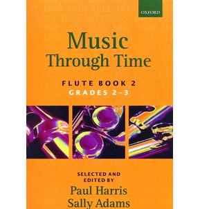 Music Through Time: Flute Book 2