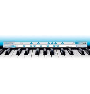 Pianowand: Chordwand