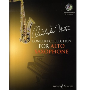 Christopher Norton: Concert Collection For Alto Saxophone