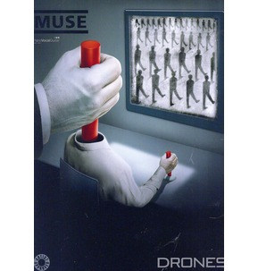 Muse: Drones (Piano, Vocal & Guitar)