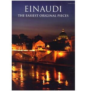Ludovico Einaudi Piano Books - Various options