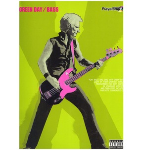 Authentic Playalong: Green Day for Bass Including Playalong CD