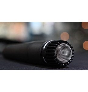 Shure SM57 Legendary Dynamic Instrument Microphone