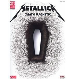 Metallica: Death Magnetic (Bass Tablature)