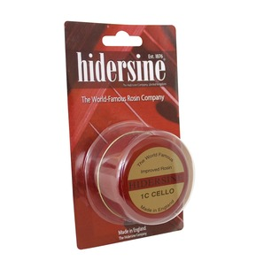 Hidersine 1C Cello Rosin Large