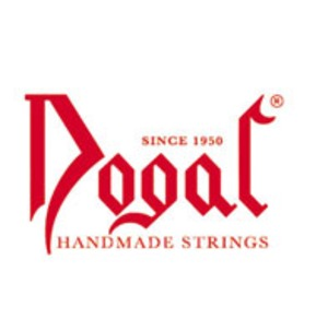 Dogal Green Violin String Set 4/4 - 3/4 Size
