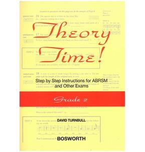 David Turnbull: Theory Time - Grade 2