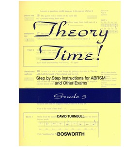 David Turnbull: Theory Time - Grade 5