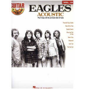 The Eagles Acoustic Guitar Play-Along 161 (Guitar Tab)