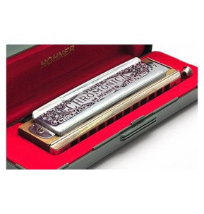 Hohner 270/48 C Super Chromonica 48 3 Octave Harmonica