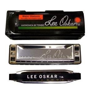 Lee Oskar Harmonica Key G