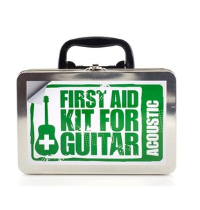 First Aid Kit For Acoustic Guitar